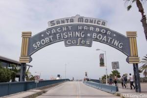 Santa Monica Yacht Harbor