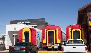 Barstow McDonald's