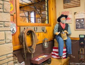 Wagon Wheel Restaurant interior
