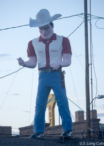 Muffler Man, Gallup