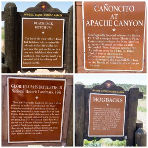 New Mexico historic markers
